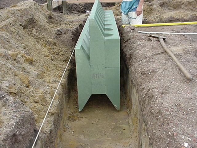 Montage Bodenplatte Sachsen
