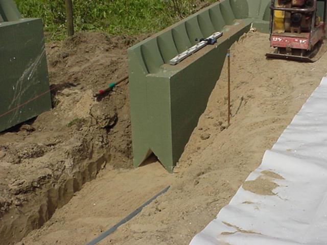 Schalsystem für Bodenplatten